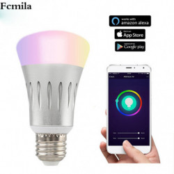 LED Intelligent Wifi Bulb...
